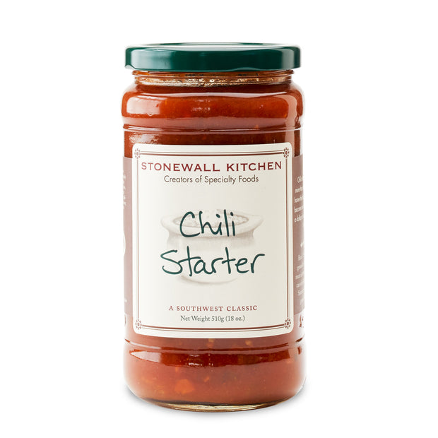 Stonewall Kitchen Chili Starter