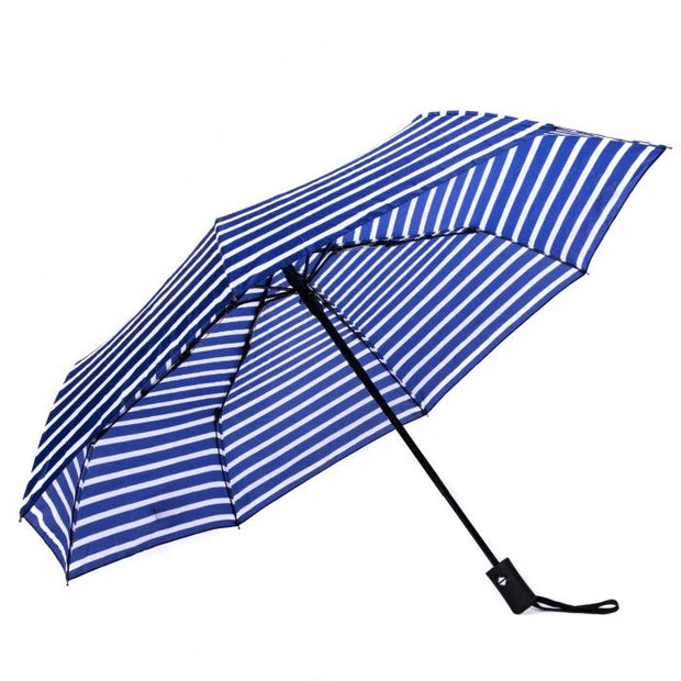 High and Dry Umbrella - Nantucket Navy