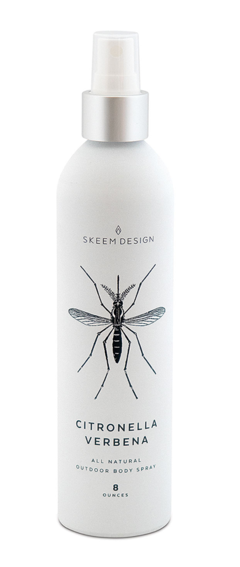 Skeem Design Outdoor Body Spray Citronella