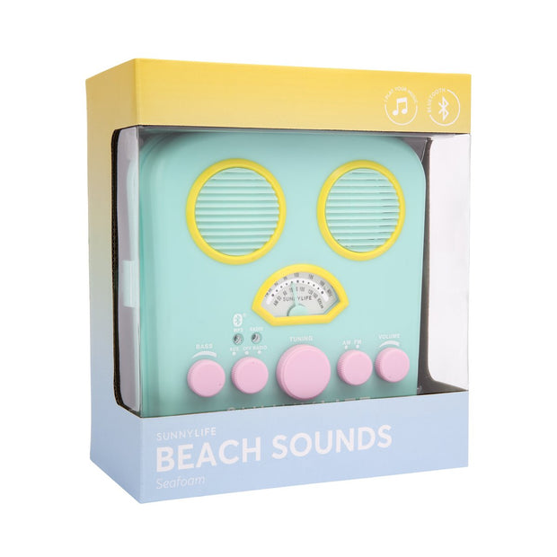 Sunnylife Beach Sounds - Seafoam