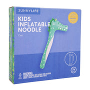 Sunnylife Kids Inflatable Noodle Croc
