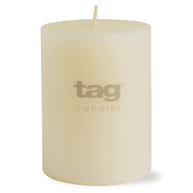 TAG Chapel Pillar Candle 4X3 In