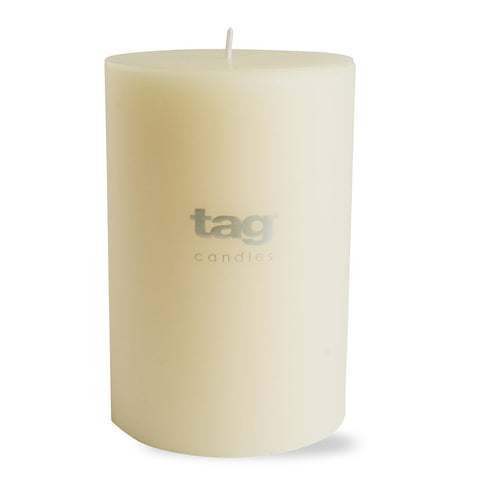 TAG Chapel Pillar Candle 4X6 In