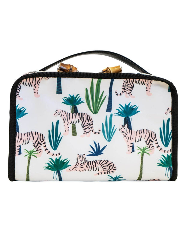 Jetsetter Cosmetic Bag - Tyga White