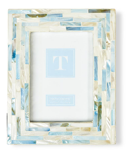 Two's Company 5X7 Tiled Frame