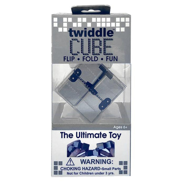 Twiddle Fidget and Puzzle Toy