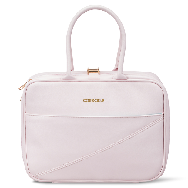 Corkcicle Baldwin Boxer Lunch Box - Rose Quartz