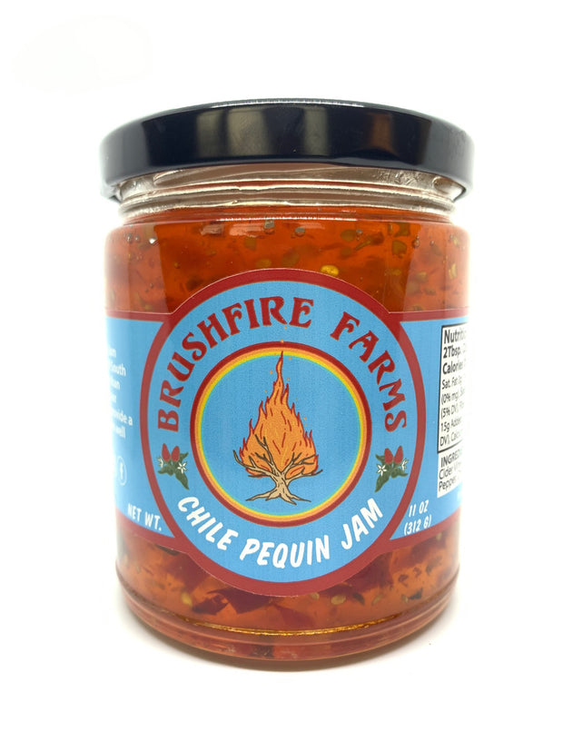Brushfire Farms Ol' Tejano Chile Pequin Jam