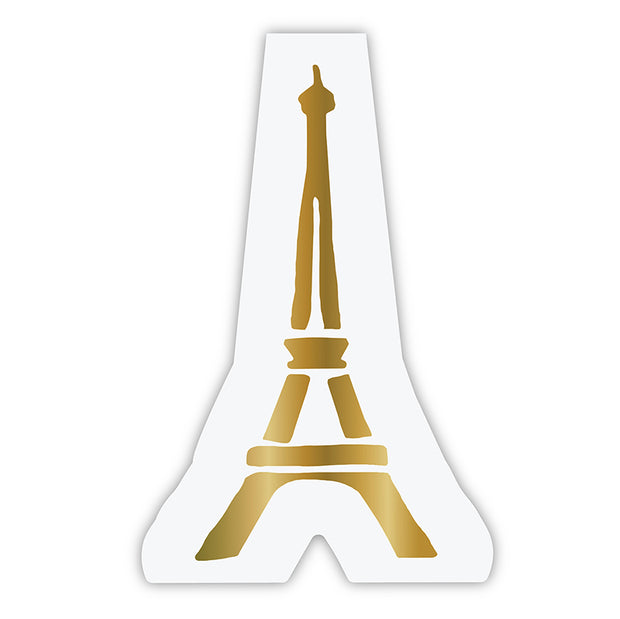 Eiffel Tower Shaped Party Napkins