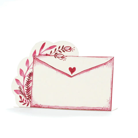 Love Letter Place Card