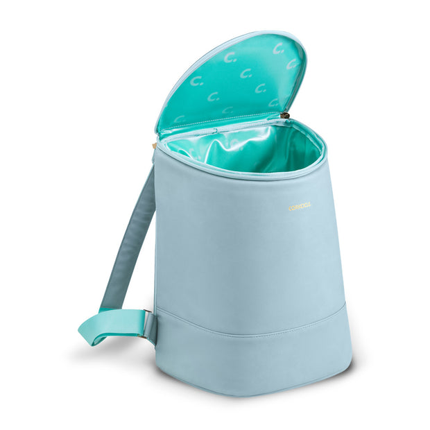 Corkcicle Eola Bucket Bag - Seafoam