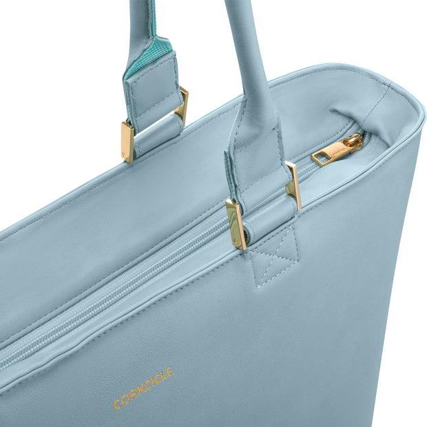 Corkcicle Virginia Tote Bag Cooler - Seafoam