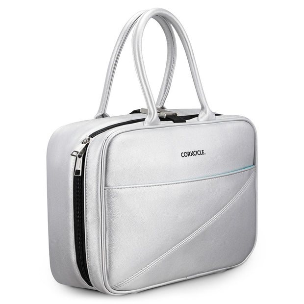 Corkcicle Baldwin Boxer Lunch Box - Silver