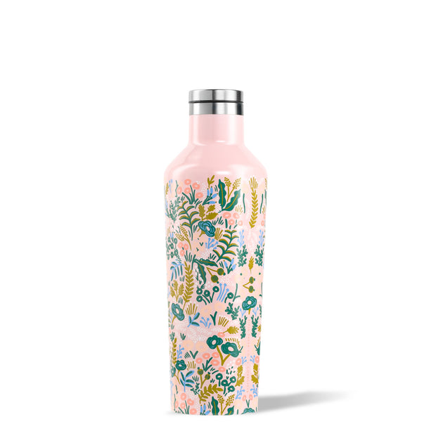 Corkcicle Rifle Paper Co. Canteen 16oz - Tapestry