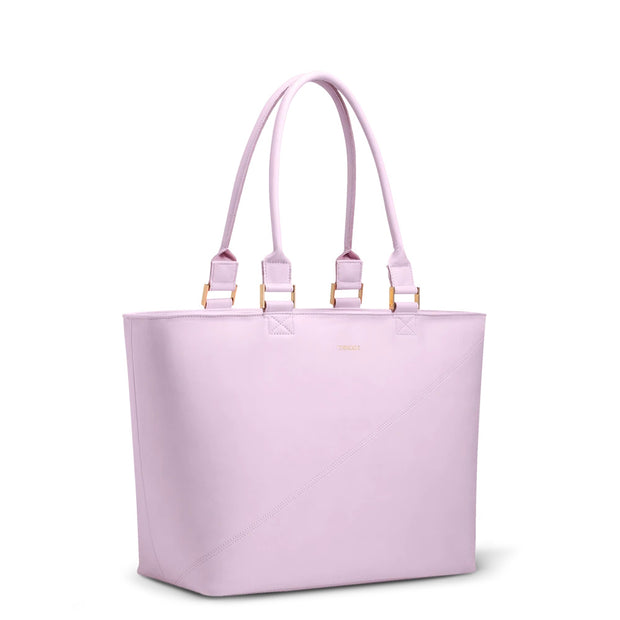 Corkcicle Virginia Tote Bag Cooler - Rose Quartz