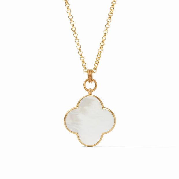 Julie Vos Chloe Statement Pendant Necklace