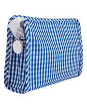 Gingham Roadie Small Pouch