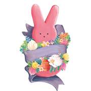 Hester & Cook Peeps Bunny Table Accent