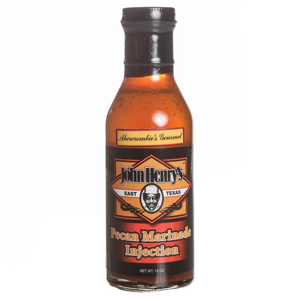 John Henry's Pecan Marinade Injection