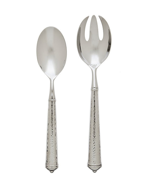 Ricci 2pc Leopardo Salad Set
