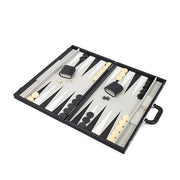 Backgammon Set - Onyx Black