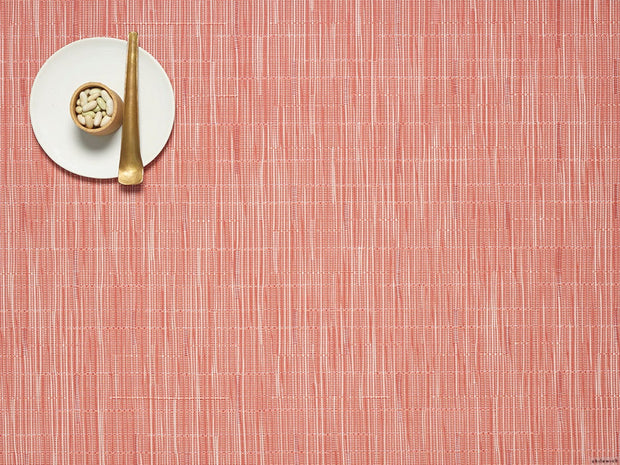 Chilewich Bamboo Signature Rectangle Placemat - Sunset