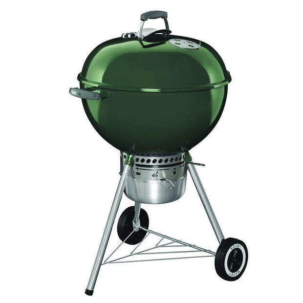 Weber Original Kettle Premium Charcoal Grill 22in - Green