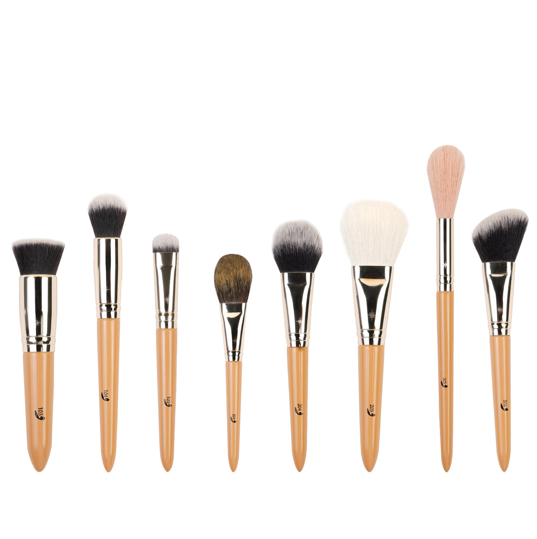 Addoony Face Brush Set