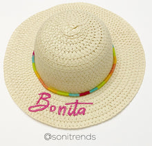 Load image into Gallery viewer, BONITA SUN HAT