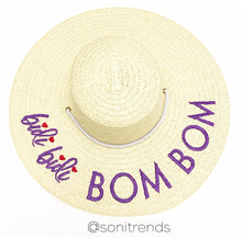 Load image into Gallery viewer, BIDI BIDI BOM BOM SUN HAT