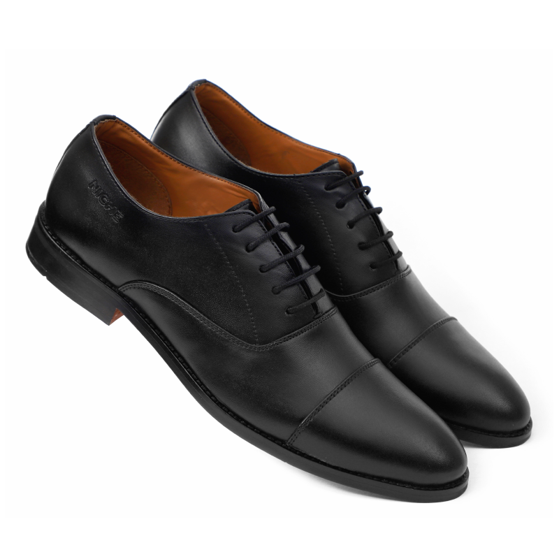 NICHE Burnish Black Oxford