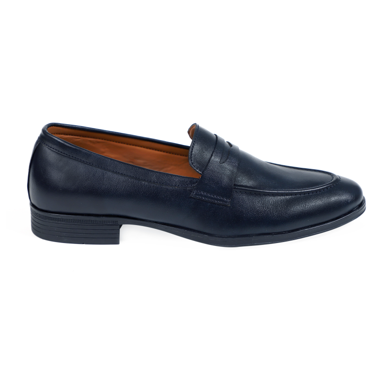 NICHE Blue Penny Loafers