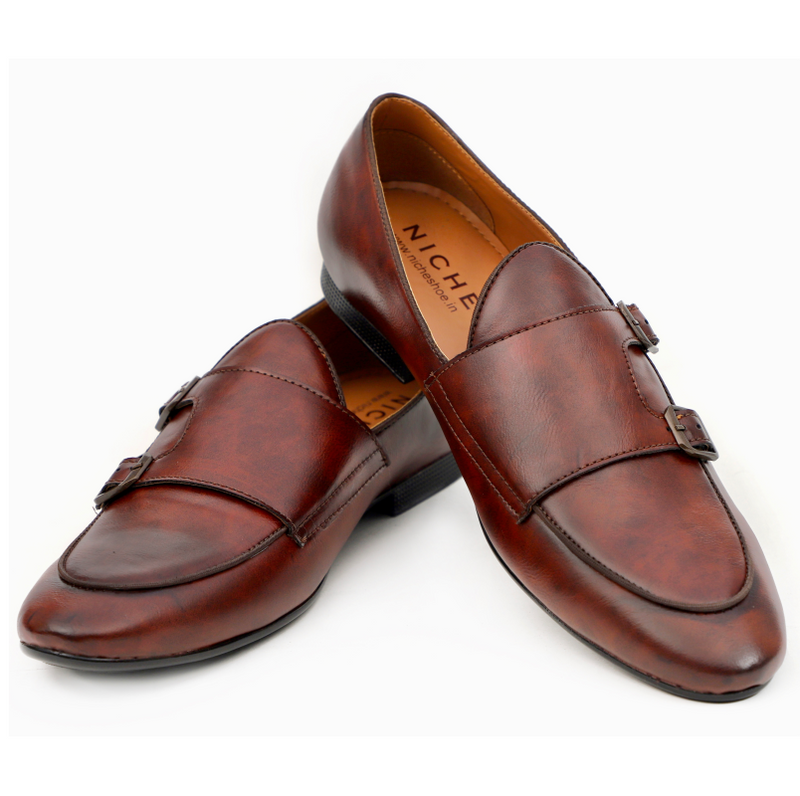 NICHE Cherry Handpainted Belgian Loafers