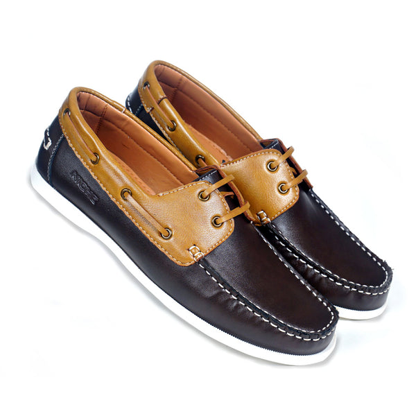 NICHE Brown Boat Shoes