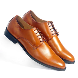 NICHE Classic Burnish Tan Derby