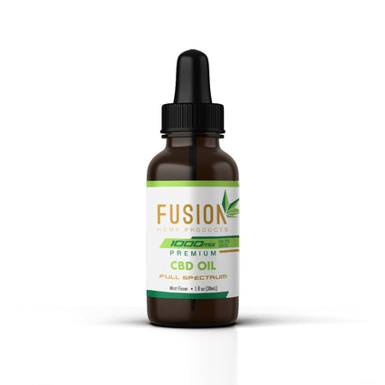 Full Spectrum CBD Oil (1000mg)