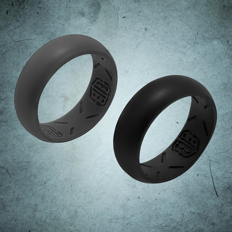 two foxtrot silicone bands