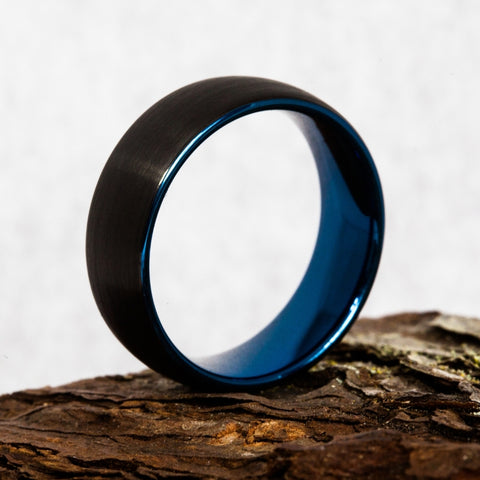 admiral tungsten wedding band
