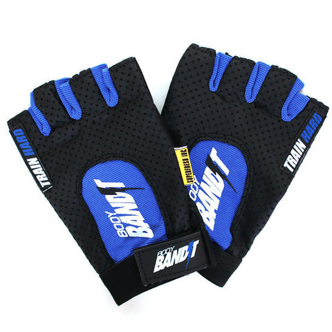 Body Bandit Gloves (blue) V2.0