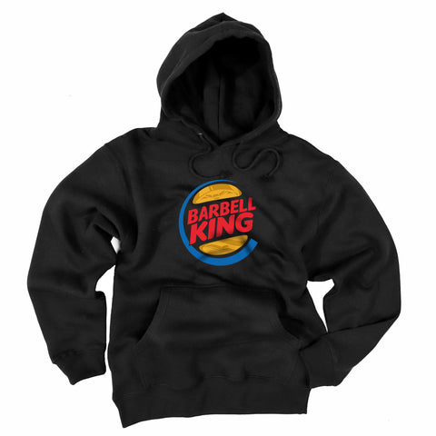 Barbell King <br> [Hoody]