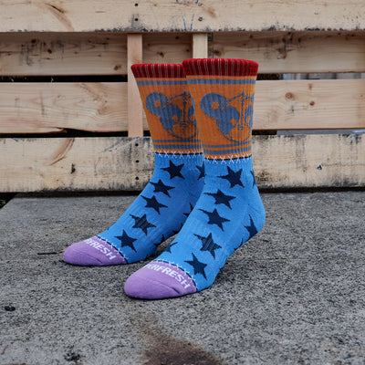 Fresh The Bear Crew Socks