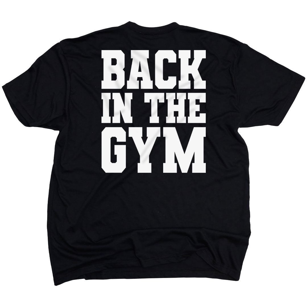 Back In The Gym