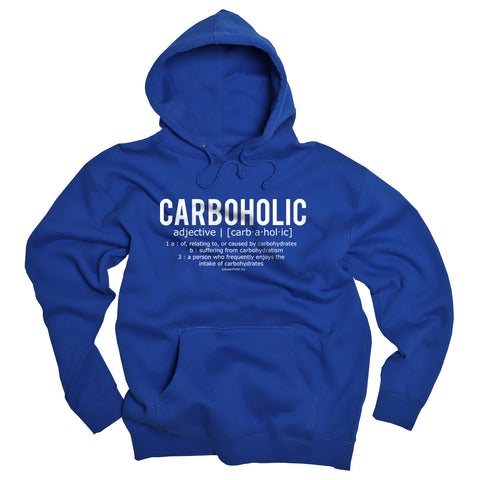 Carboholic<br> [Hoody]<br> PRE-ORDER! (ships 01/11-01/18)