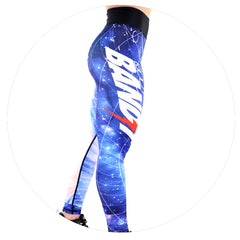 Body Bandit Galaxy Leggings