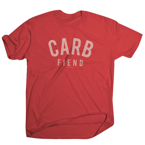 Carb Fiend<br> [Tee]<br> PRE-ORDER! (ships 01/11-01/18)