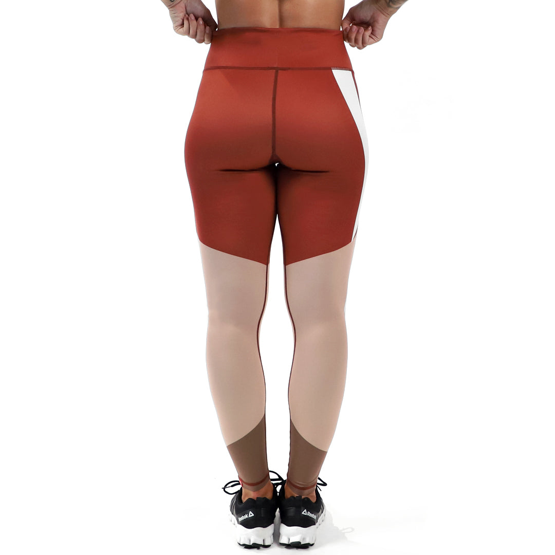 Thunder Leggings<br> (Copper Top)