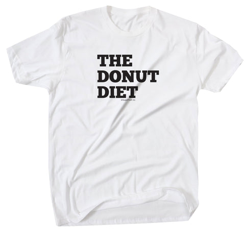 The Donut Diet<br> [Tee]<br> PRE-ORDER! (ships 3/15-3/22)