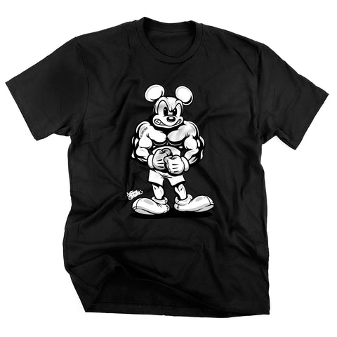 All Natural Ghost Mickey<br> [Tee]<br> (SD FIT EXPO)
