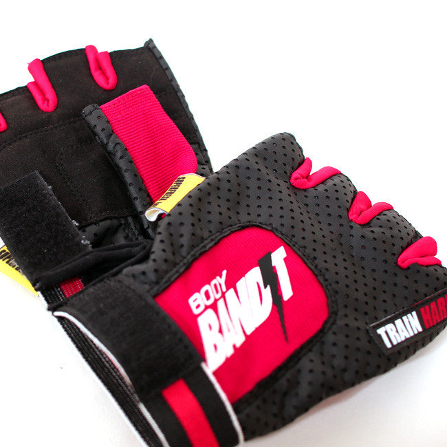 Body Bandit Gloves (red) V2.0