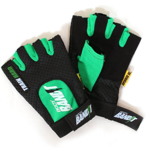 Body Bandit Gloves (green) V2.0
